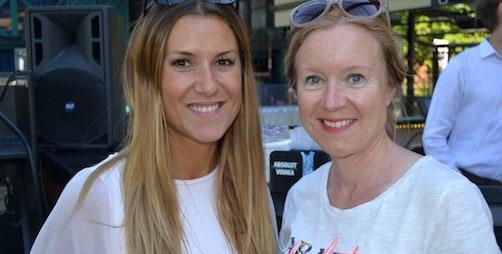 Natalie Christou Stavrakos & Helene Hofverberg, Related