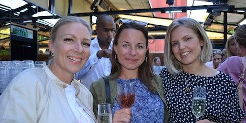 Sandra Bergman & Laura Israelsson & Mia Jonsson, Downtown Camper