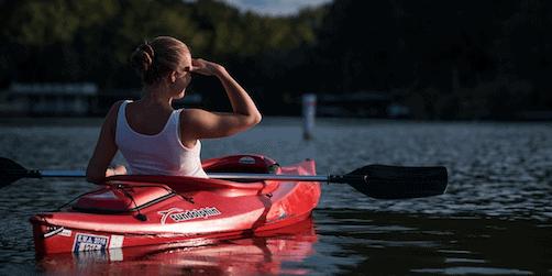 kajak 5 tips: Konferensaktiviteter på vattnet