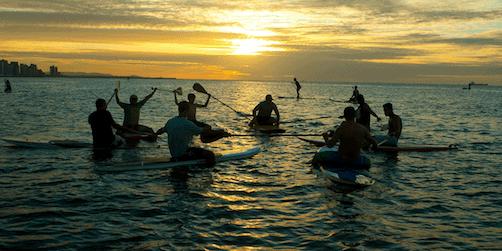 sup 5 tips: Konferensaktiviteter på vattnet