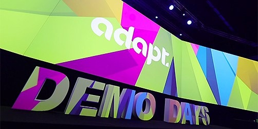 missa inte adapt demo days