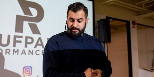 topp100 – sveriges populäraste föreläsare 2018: david roufpanah