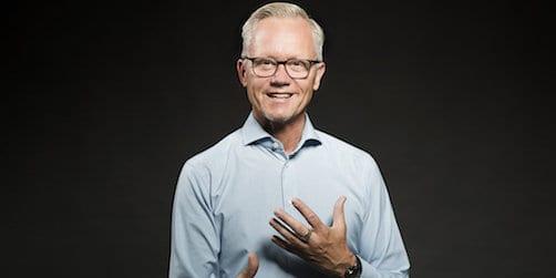 topp100 – sveriges populäraste föreläsare 2018: johnny sundin