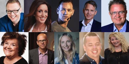 topp 100 – sveriges populäraste föreläsare 2018