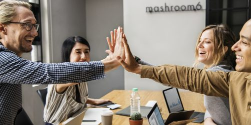 tre punkter: så skapar du engagerade medarbetare