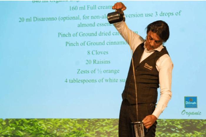 school of tea: ett event utöver det vanliga