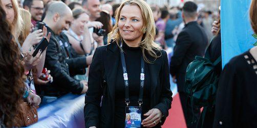 Foto: Sofi Franzén, nominerad till Årets VD 2018