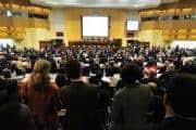 världskongress till stockholm