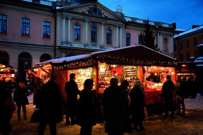 lista: sveriges 8 bästa julmarknader