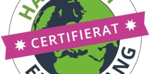 hållbart certifiering