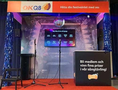 workman event producerar okq8 monter05