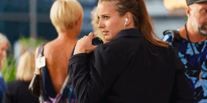 Life event Caroline Gorska