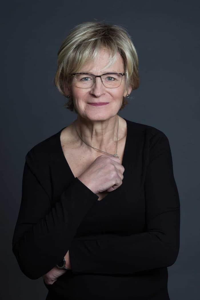 ac Topp100- Sveriges populäraste föreläsare 2019: Ann-Christine Ruuth