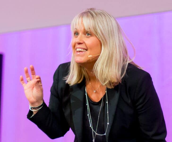 lisa ekström topp100 föreläsare Eventeffect 2019
