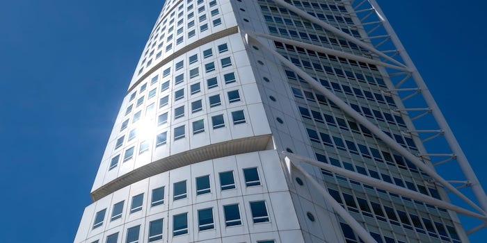 urning Torsos högsta våning öppnas för besökare