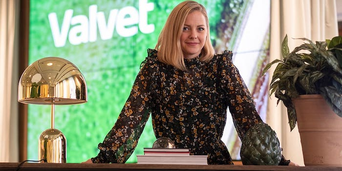 På bilden: Johanna Tömmervik
