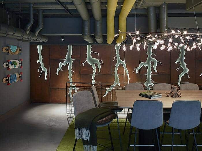 """dtc event space cafe 41 Downtown Camper erbjuder """"Meeting Unusual"""""""
