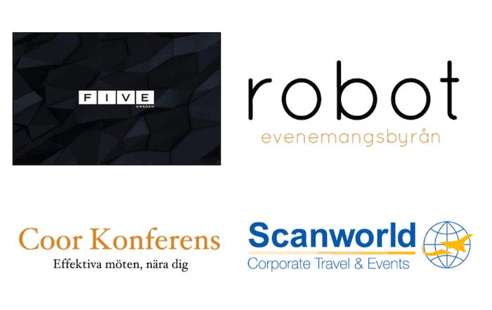 veckans lev five robot coor scanworld Aktuella företag i branschen