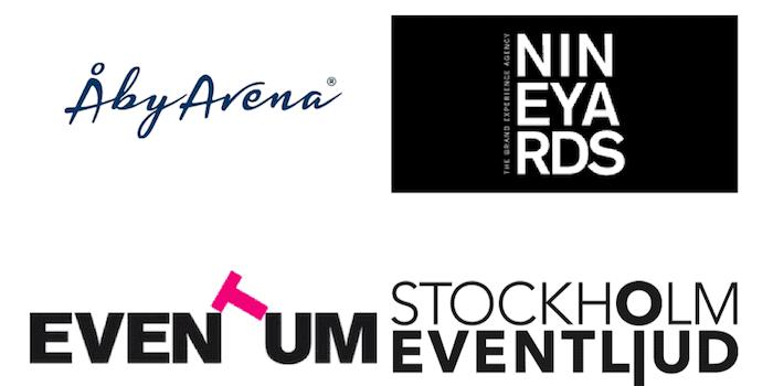 aby arena nine yards eventum stockholm eventljud Aktuella företag i branschen