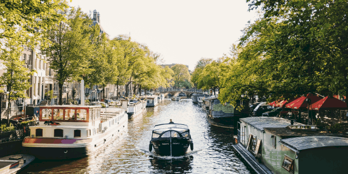 amsterdam Fem härliga destinationer för konferensresan utomlands