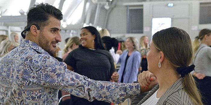 charbel garbo fotograftomaszlipczynski Varför behöver eventbranschen integration?