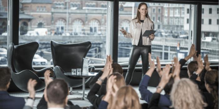 speaker Experternas tips för ett framgångsrikt event