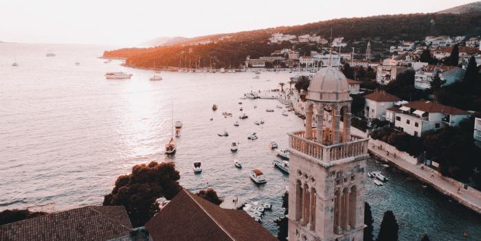 split Fem härliga destinationer för konferensresan utomlands