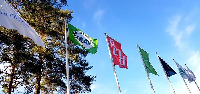 krav flagga Fem snabba för möten som gör nytta för miljön och människan