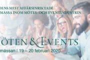 Möten & Events 2020