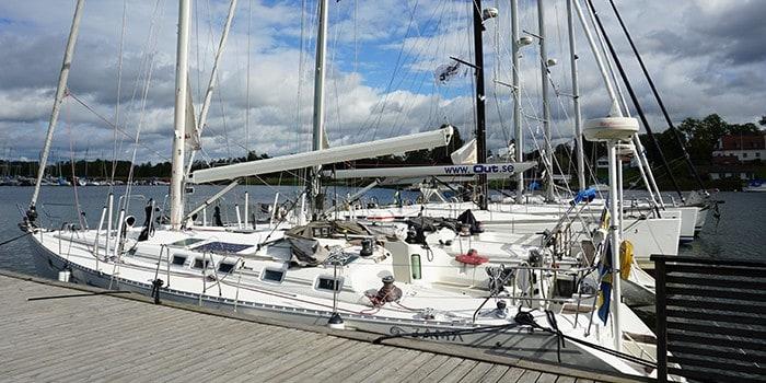 seglingsaktivitet