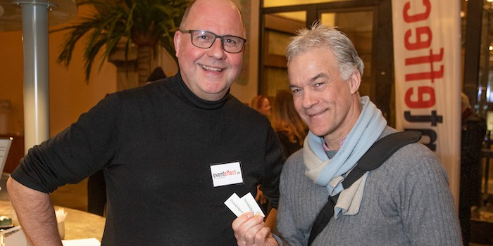 S-E Remmare Eventeffect och Lennart Paulsson P&P Meetings.