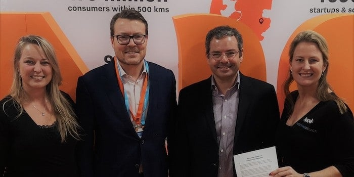picture with prince constantijn
