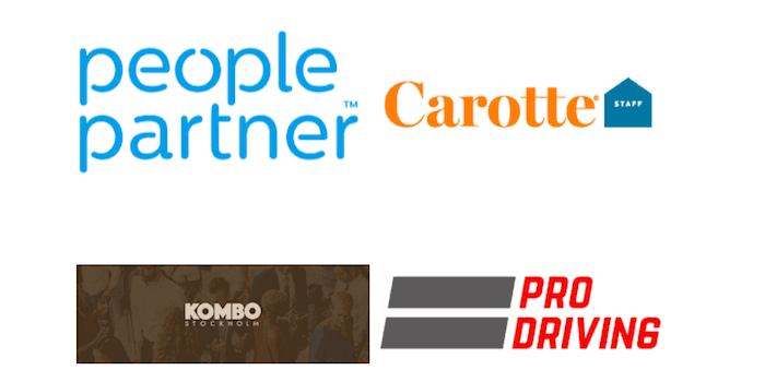 people partner carotte staff kombo stockholm pro driving