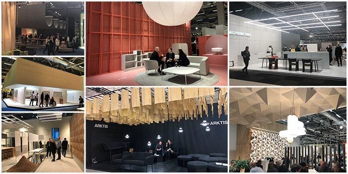 Trendspaning Stockholm Furniture & Light Fair 2020