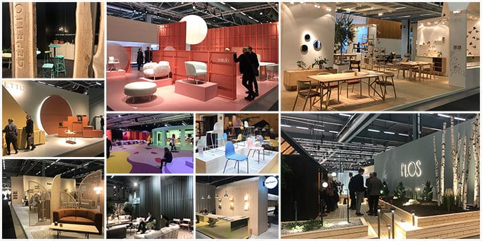 Trendspaning Stockholm Furniture & Light Fair 2020