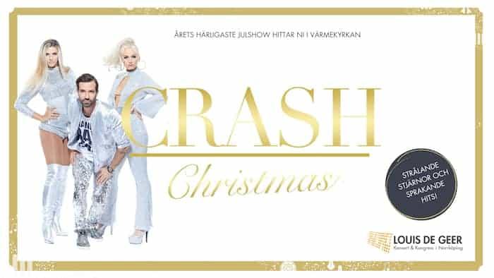 Louis De Geer Crash Christmas