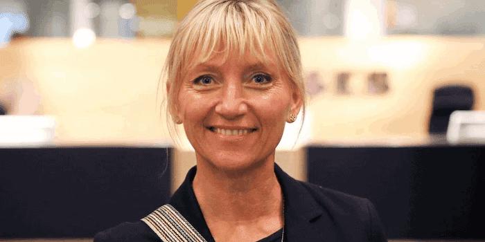 Kerstin Öhman från BSC Business Service Club & BSC Travel