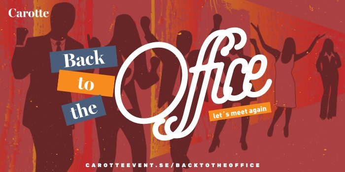 Back to The Office Carotte Event Eventeffect