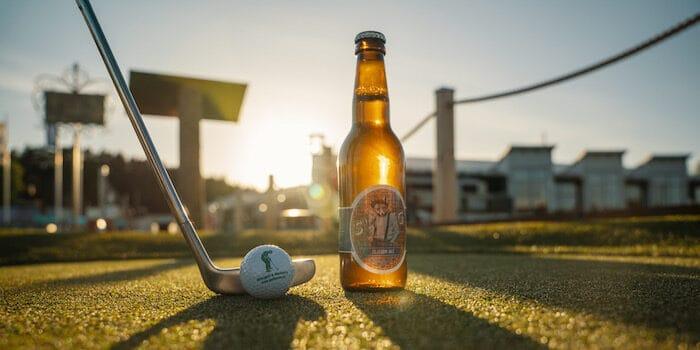 Golfbaren Eventeffect
