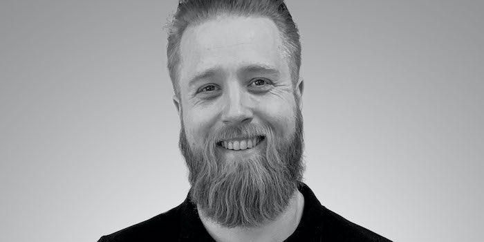Erik Orrbo, brinner för genomförande av hybridevent