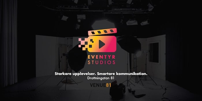 eventyr studios streamingstudio eventeffect