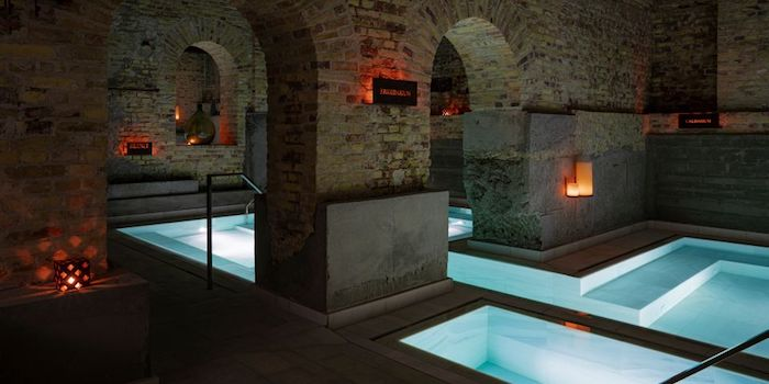 spa kopenhamn aire ancient