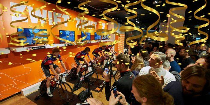 e cycling ar nu en del av svenska cykelforbundet