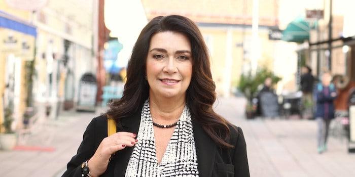 Sylvia Nylin, vd Svenska Möten