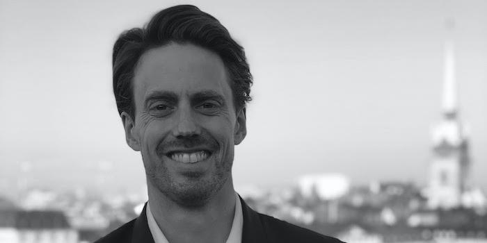 Sebastian Tham Director of Sales Hilton Stockholm Slussen