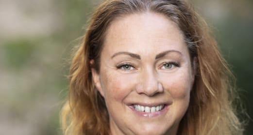 Susanne Andersson, tillförordnad VD för Visit Sweden