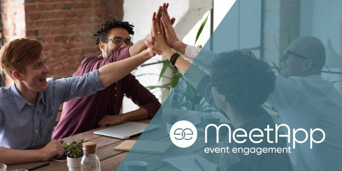 MeetApp CSM Eventeffect platsannons