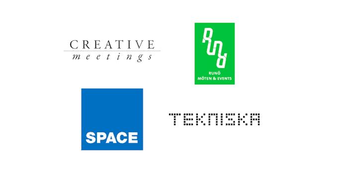 Eventhjälpen Creative meetings, runö möten & Events, Tekniska museet, Space productions Eventeffect