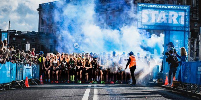 Starten gar for Ramboll Stockholm Halvmarathon
