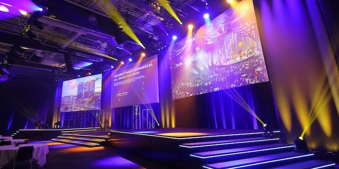 03. Hybrid Event Arena
